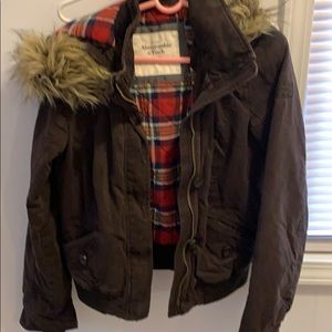Abercrombie & Fitch woman's coat